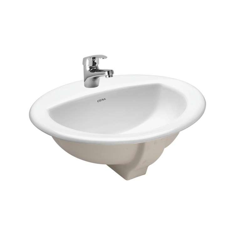Buy Cera Wash Basin Online At Best Price In India