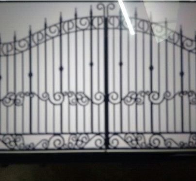 Get Fabrication Services Steel Gate Fabrication Service