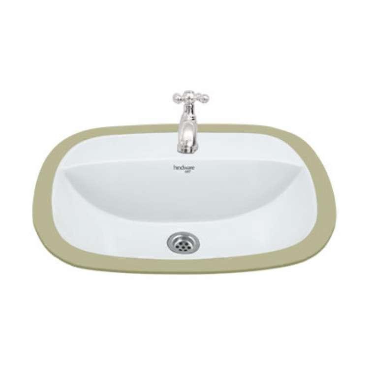 Buy Hindware Wash Basin Under Counter Basin Online At