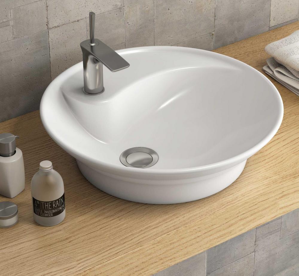 Hindustan Bathroom Fittings: Buy EROS Wash Basin Online At Best Price In Pune