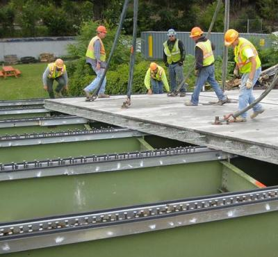 High Performance Durable Concrete