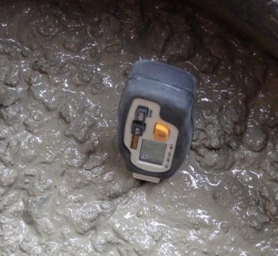 Temperature Controlled Concrete