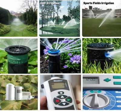 Landscape Irrigation Systems