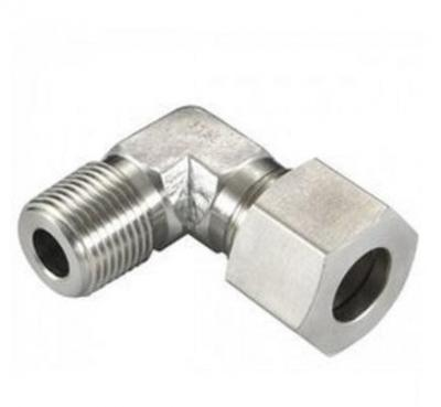 Male Stud Elbow Coupling